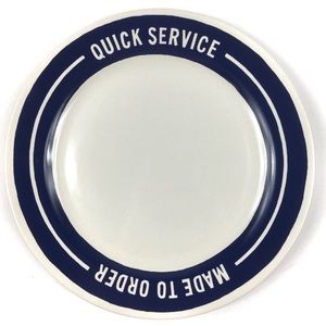 Kate Space Made To Order Plate